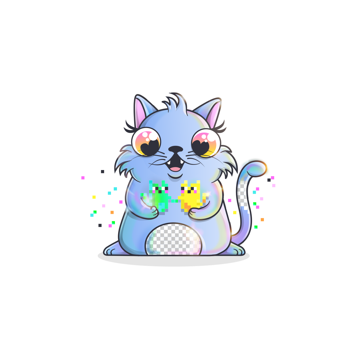 Buy Sell Cryptokitties Sheila Purren Skins Items Opskins Squishy Circuits Cherry Lake Publishing Steam Image